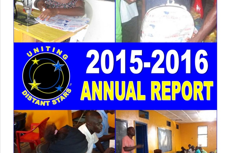 Your Copy of the 2015/2016 Annual Report is Here