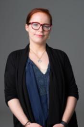 Meet our Web Designer, Rachel Smith