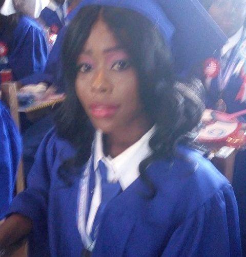 Congrats to Deborah Tweah's High School Graduation