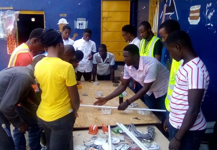 Your Support Gives Liberian Youth a Better Tomorrow