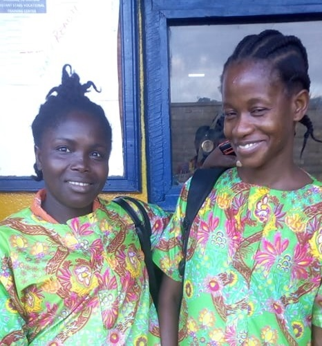 Your investment in Liberian Youth is paying off