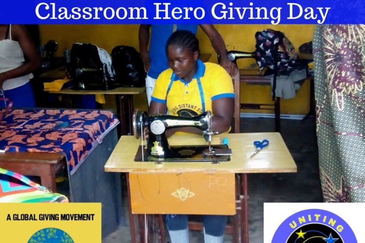 Classroom Hero Giving Day