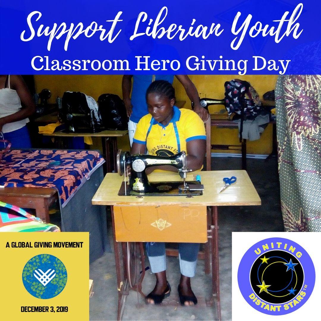 Classroom Hero Giving Day