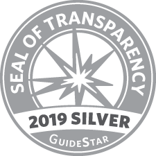 2019 Silver Seal of Transparency – GuideStar
