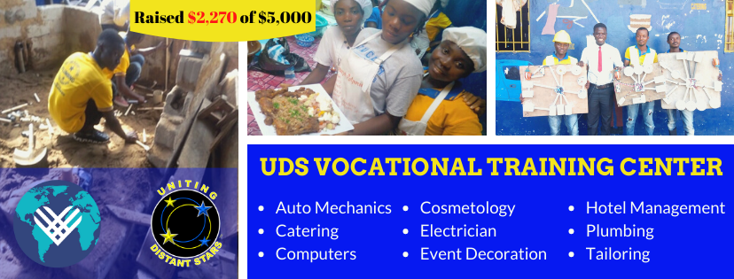 Do you want to give Liberian Youth trade skills?